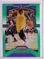 DRAYMOND GREEN Warriors 2019-2020 NBA Panini PRIZM GREEN #101