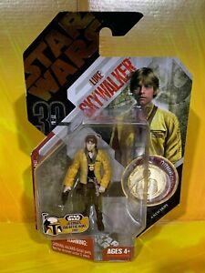 Star Wars - 30th Anniversary - Luke Skywalker (2007 Ultimate Galactic Hunt)