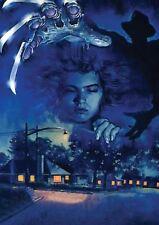 Pesadilla en Elm Street Movie Film Clásico A3 impresión de arte poster YF5380