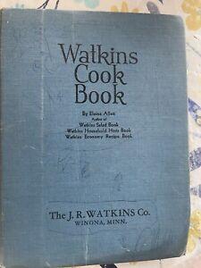 Watkins Cookbook by the J. R. Watkins Co 1945