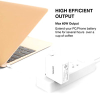 Fast Charger Nintendo Switch or Apple Macbook Pro Air 12 /16 iPad Pro 11 12.9