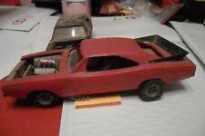 VINTAGE  MODEL CARS LOT OF 2 BULIT PARTS CAR  FREE SHIPPING lot 11408