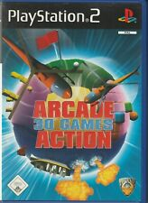 Arcade Action 30 Games mit Anleitung - Sony PlayStation 2