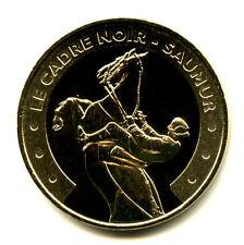 49 SAUMUR Cadre Noir 3, La courbette, 2012, Monnaie de Paris