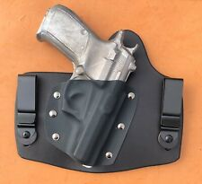 CZ 83 civilian production model  leather/kydex hybrid IWB tuckable holster