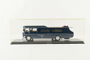 Planex Collection 1/43 Ecurie Ecosse Team Transporter 1959 Limited Resin NIB