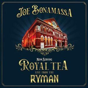 Joe Bonamassa - Now Serving: Royal Tea: Live From The Ryman [New CD]