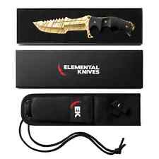 Elemental Knives Tiger Tooth Real Huntsman CSGO Knife Skin Counter Strike CS