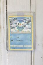 New Build A Bear Workshop Exclusive Pokemon Piplup Promo Card Mint Sealed