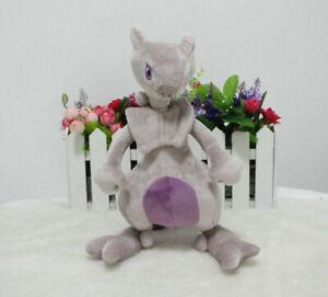 New 12' Mewtwo Plush Doll Teddy Stuffed Soft Toy Kids Cute Christmas Gift