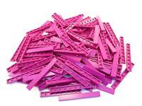 LEGO Magenta Tile 1x8 Lot of 100 Parts Pieces 4162