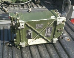 CLANSMAN ARMY MILITARY RADIO UK/PRC351 VHF FM MANPACK