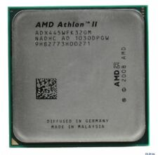 AMD Athlon II X3 445 3.1GHz Socket AM2+ AM3 Triple Core Processor +Thermal Paste