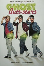 """The Lonely Island, Presents; Ghost Butt-Sters, 27"""" X 40"""" Poster, New, in Tube"""
