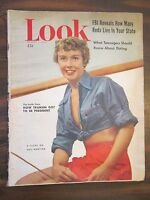 Look August 1, 1950 Debbie Reynolds Cover