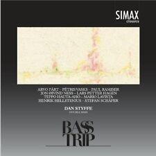 Dan Styffe - Bass Trip / Kadenza / Spiegel Im Spiegel [New CD]
