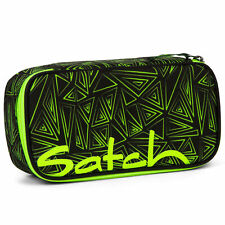 Satch Pencil box Green Bermudas
