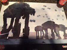 STAR WARS THE LAST JEDI TOYS R US POSTER