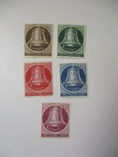 BERLIN 1951 Michel-Nr.75-79 **postfrisch (2x geprüft)  KW € 100,-