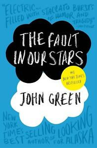 The Fault in Our Stars Green, John Puffin Books