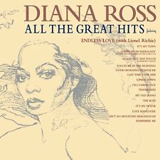 Diana Ross - All The Great Hits - NEW CD ALBUM  Very Best Of  /  Motown Records