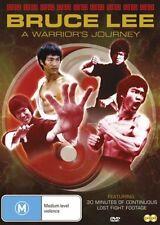 Bruce Lee - A Warrior's Journey (DVD, 2012)