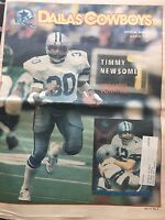 """ NFL Dallas Cowboys Official Weekly Magazine March, 1985; Vol. 11, No.2"