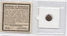 Valentinian II Certified Authentic Ancient Roman Coin