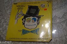 SOUNDTRACK - STILL SEALED! Marry Me! Marry Me! LP RCA LSO 1160