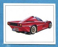 AUTO 100-400 Km Panini - Figurina-Sticker n. 341 - YAMAHA OX99-11 400cv -New