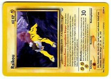 POKEMON NEO REVELATION ALL (GERMAN) RARE N° 22/64 RAIKOU
