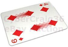 Trucco di Carte Magia Quadri che Cambiano 4 a 6 Nuovo Effetto Cambiamento Visivo
