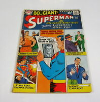 Superman #197 80 Page Giant G-36 All Clark Kent Issue FN/FN- DC COMICS 1967 NR