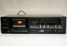 Teac V-427C Dolby Dd Stereo Single Cassette Deck! Vintage, Player-Recorder A+
