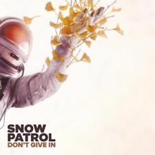 SNOW PATROL DON'T GIVE IN VINILE EP RECORD STORE DAY 2018