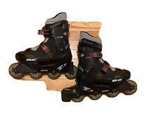 Bauer T6 Inline Roller Blade Hockey Skates Senior - Size 7