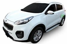 Kia Sportage QL 2015- up Running Boards Side Steps  STYLISH DESIGN