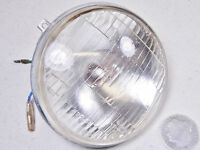 70 HONDA SL100 K0 MOTOSPORT 100 HEADLIGHT HEAD LIGHT LAMP BULB LENS