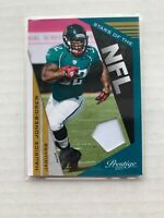 2011 Panini Prestige Stars of the NFL Materials Prime /50 Maurice Jones-Drew #35