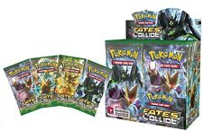 3 Pokemon Tcg: Fates Collide Booster Packs Factory Sealed! 3x