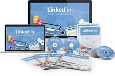 Linkedin Marketing-  10 Videos on 1 CD
