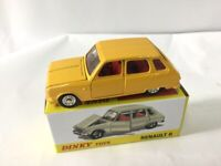 Rare Dinky Toys New Editions 1/43 1416 Renault 6 Alloy Diecast Car & Toys Model