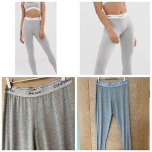 Calvin Klein Grey Jersey Leggings Size XS