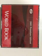 2001 Premium Edition World Book