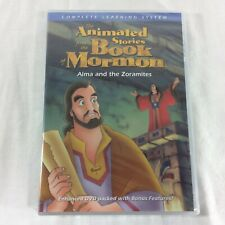 DVD Alma and Zoramites Animated Stories Book Of Mormon Living Scriptures Younger
