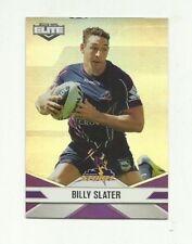 2013 NRL ELITE MELBOURNE STORM PARALLEL BILLY SLATER P62 CARD FREE POST