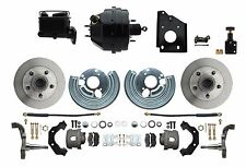 1966-70 Dodge Charger Disc Brake Kit & Bendix Style Booster Conversion Kit Valve