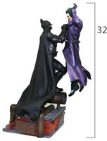 Warner Bros Batman Vs Joker Arkham Origins Figure Statue Collectors Item RARE