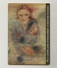 1935 Georges Schreiber PM Graphic Arts Margaret Bourke-White Industrial Photos