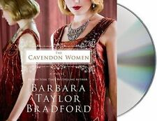 The Cavendon Women by Barbara Taylor Bradford Compact Disc Book (English)